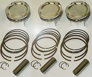 YXZ 1000 MPI Piston Kit (requires 3 kits / motor)