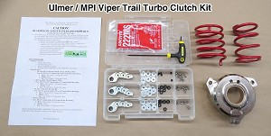 Viper Trail Turbo Clutch Kit
